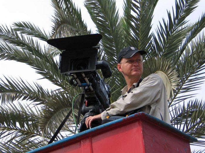 Waldemar Hauschild, Kameramann